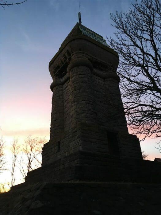 Bismarckturm Reuster Berg / Reuster Turm