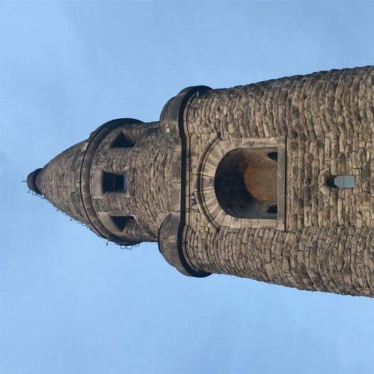 Bismarckturm in Aš (Asch) auf dem Hainberg - Haj