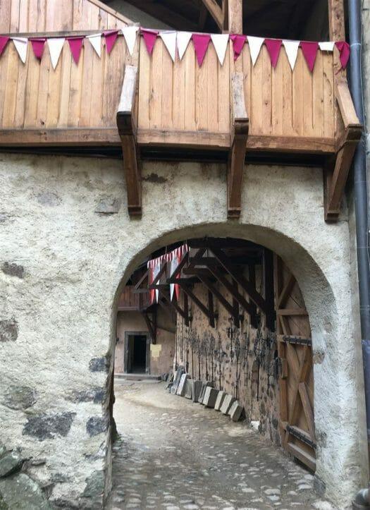 Burgen und Schlösser im Vogtland - Burg Loket