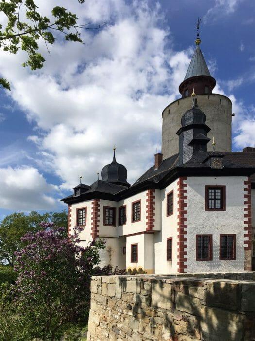 Burg Posterstein - Sehenswürdigkeit in Thüringen - Burgen und Schlösser im Vogtland