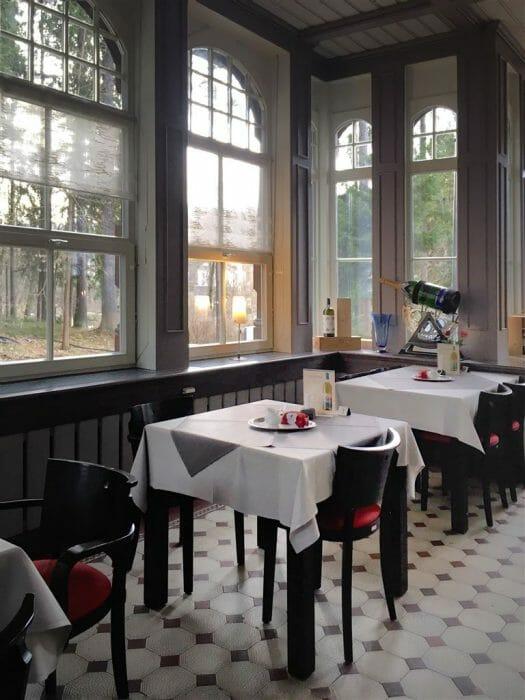 Restaurant und Café Waldquelle in Bad Elster / Sachsen / Vogtland