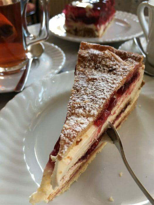 Bad Brambach Café Grenzland