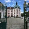 Zu Besuch im Schloss Petschau im tschechischen Bečov nad Teplou