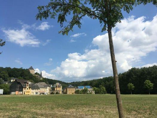 Hirschberg in Thüringen - Ausflug