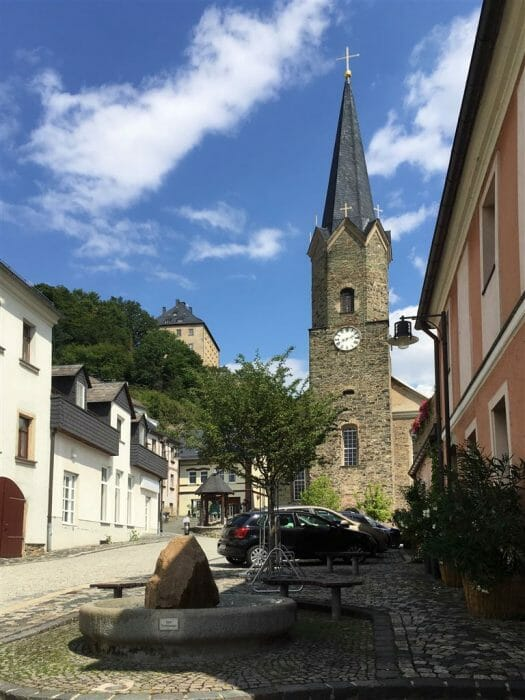 Kirche in Hirschberg