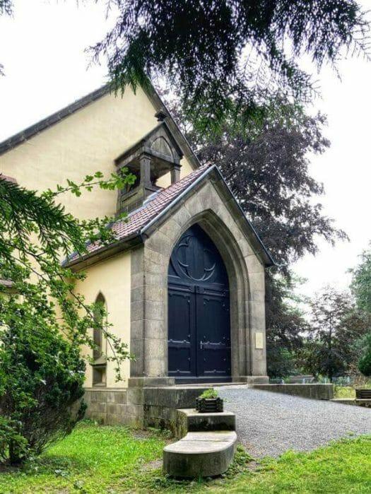 Mausoleum im Werdauer Wald bei Greiz
