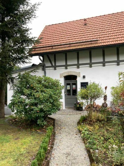 Café Liebe in Hölle in Oberfranken