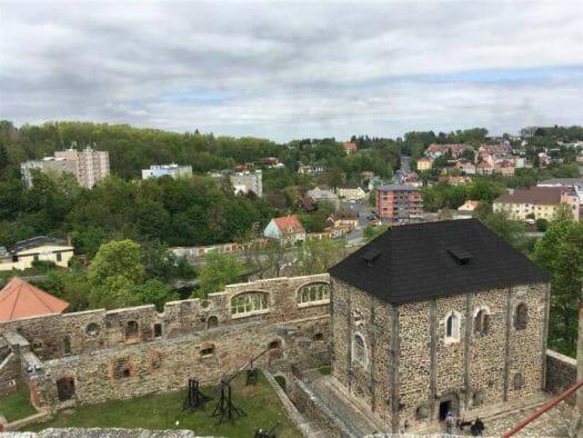 Cheb (Eger) touristische Sehenswürdigkeiten - Ausflugstipp