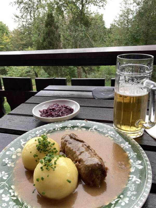 Gasthaus Restaurant Hirschsprung Issigau