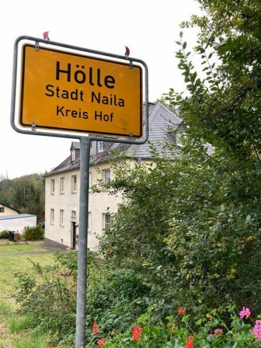 Hölle in Bayern