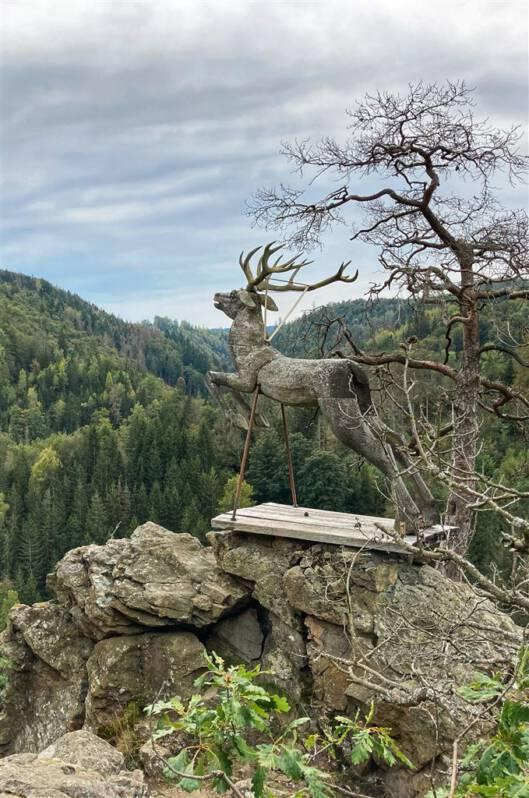 Hirschsprung im Höllental - Wanderung