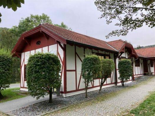 Infozentrum Naturpark Frankenwald in Blechschmidtenhammer